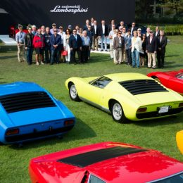 Miura Owners at the Quail
