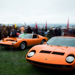 Miura at Pebble Beach