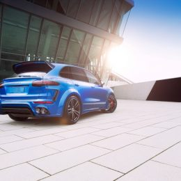 New TECHART Powerkits For The Porsche Macan And The Porsche Cayenne