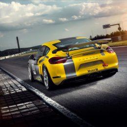 Porsche GT4 Clubsport MR