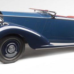 Rolls-Royce Phantom III Thrupp Maberley