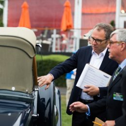 S. Domenicali Honorary Judge