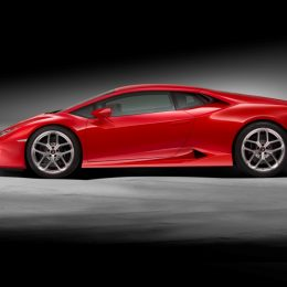 Salon Prive Huracan LP580-2