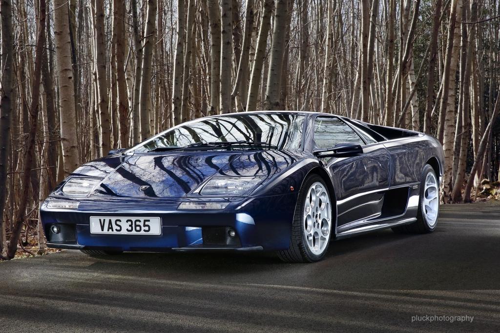 Salon Prive Lamborghini Diablo VT
