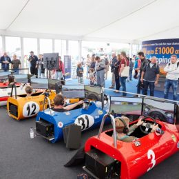 Strap Yourself Into The Ultimate Grand Prix Experience With Classic Race Simulators