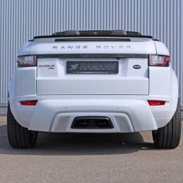 The New Hamann Evoque Convertible