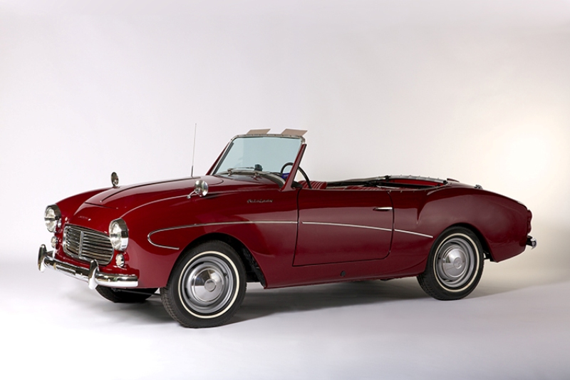 1961 Datsun Fairlady Sport (SPL213)