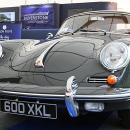1963 Porsche 356B T6 Super 90