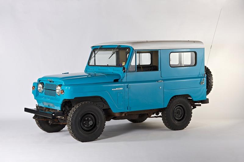 1969 Datsun Patrol