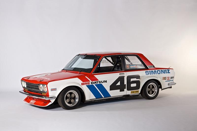 1971 Datsun 510 BRE #46