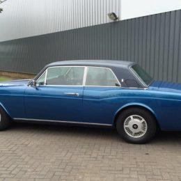 1982 Rolls-Royce Corniche FHC - ex Kenny Baker