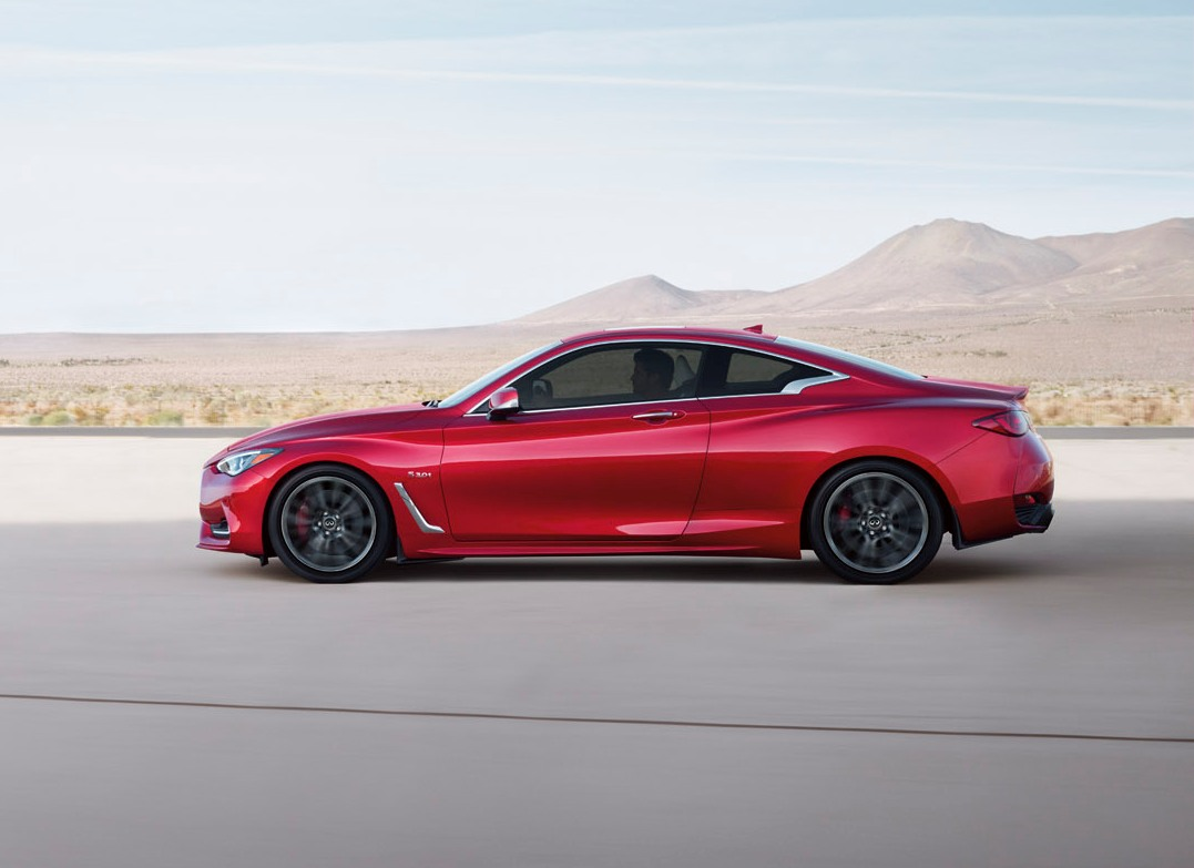 infiniti announces u s pricing for the all new 400 horsepower 2017 q60 red sport 400. Black Bedroom Furniture Sets. Home Design Ideas