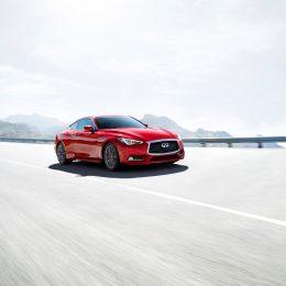 2017 INFINITI Q60 Red Sport 400