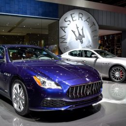 2017 Maserati Quattroporte And Ghibli At The 2016 Paris Motor Show