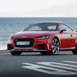 All-New 400PS Audi TT RS