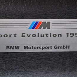 BMW M3 EVO E30