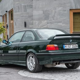 BMW M3 GT COUPE E36