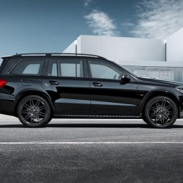 BRABUS 850 XL Based On The Mercedes-Benz GLS