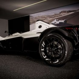Bespoke British Supercar To Be Sold By Luxury Dealer H.R. Owen