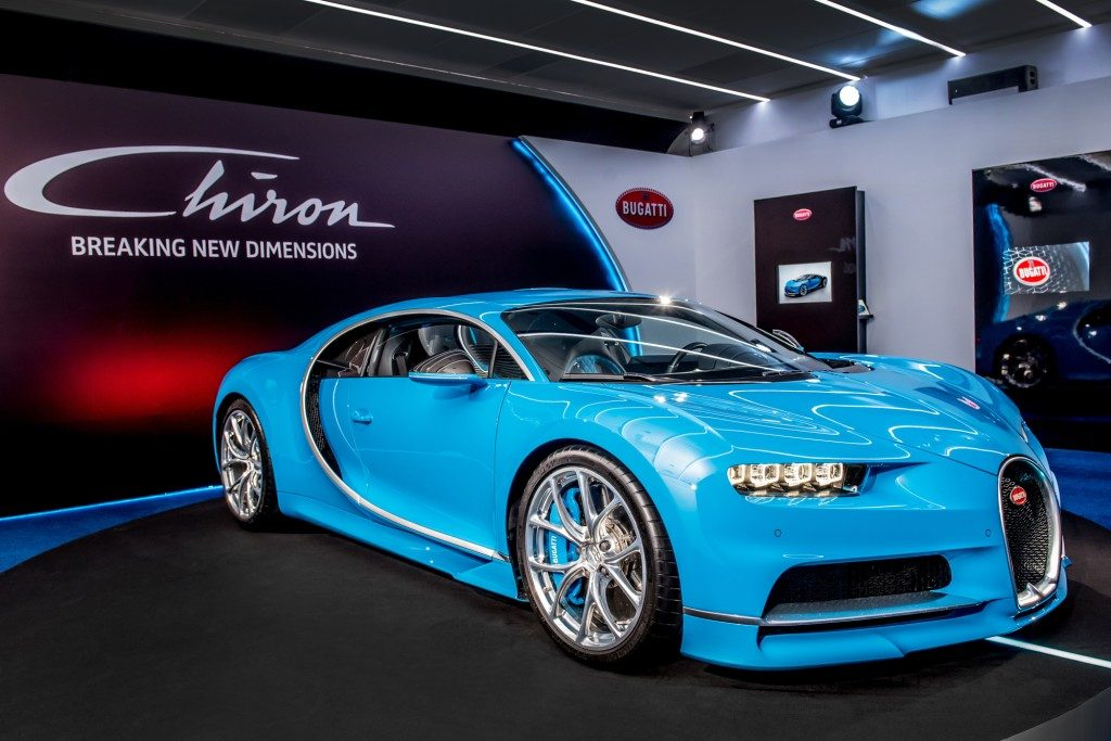 Bugatti Celebrates Premiere Of The Chiron In South-East Asia