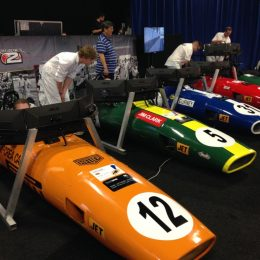 Classic Simulators Stages Battersea Grand Prix At RM Sotheby's