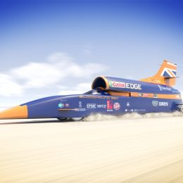 Geely To Be Lead Partner For The Bloodhound Project