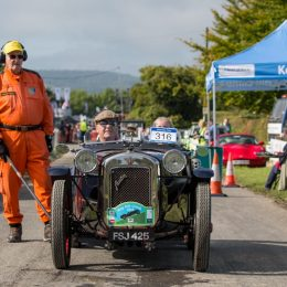 Kop Hill Climb Eighth Revival – The Historic Hill Climb Event