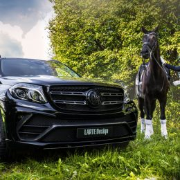 LARTE's Amazing Mercedes GLS SUV