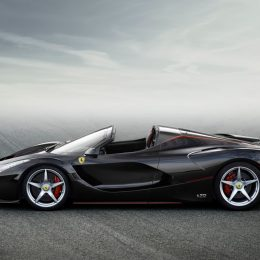 Laferrari Aperta: The Joy Of Extreme Open-Top Driving