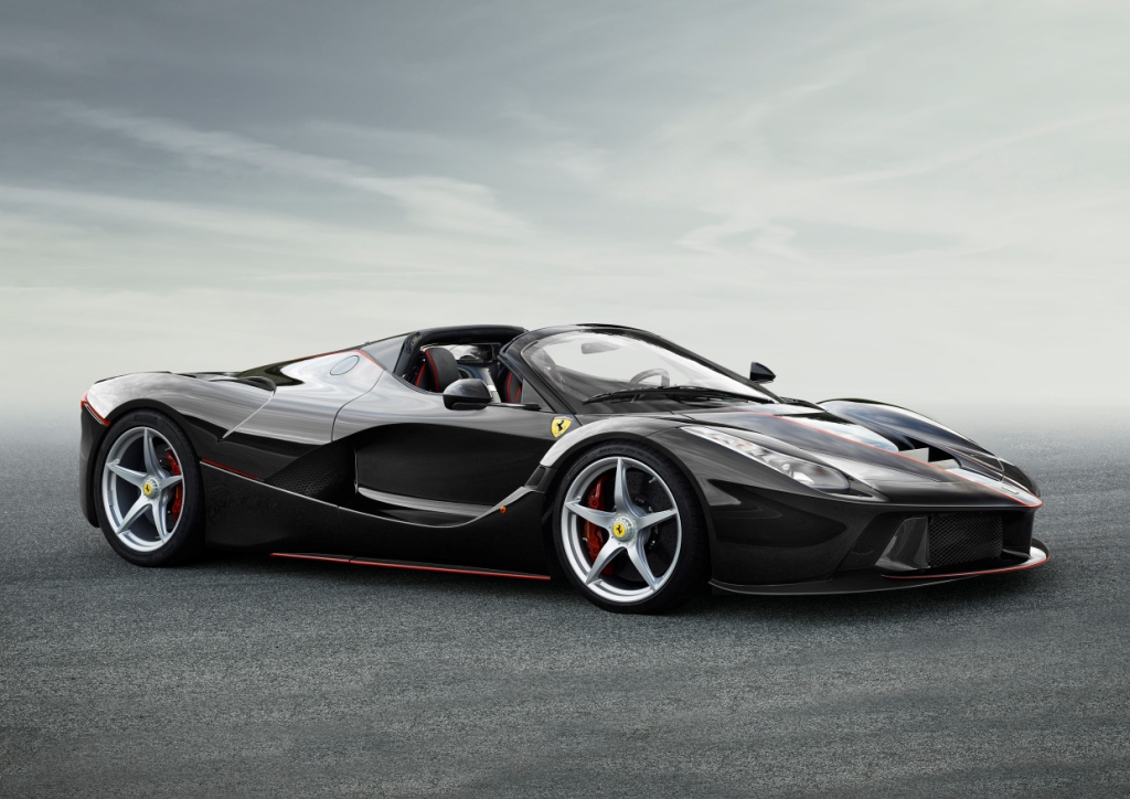laferrari aperta the joy of extreme open top driving. Black Bedroom Furniture Sets. Home Design Ideas