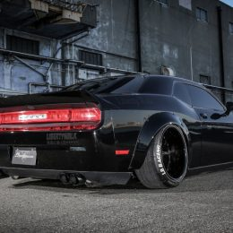 Liberty Walk Announces New Bodykit Options For Dodge Challenger