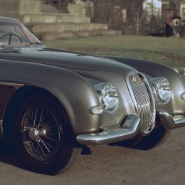 Live 'Lost' Jaguar Restoration