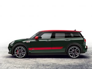 New Mini John Cooper Works Clubman