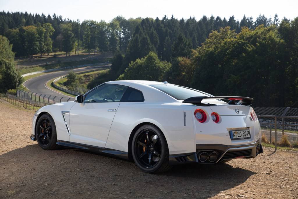 Nissan Reveals Full Specs And Pricing For Thrilling New GT-R Track Edition