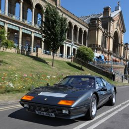 Parade Of Motoring Icons Set To Wow Crowds At Classic & Sports Car Show 2016