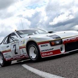 Porsche Celebrates 40th Anniversary Of 924 At Lancaster Insurance Classic Motor Show