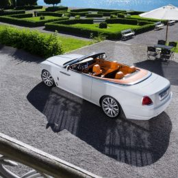 SPOFEC Refines The New Rolls-Royce Dawn