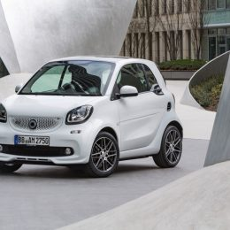 Smart Announces Pricing For New BRABUS Range
