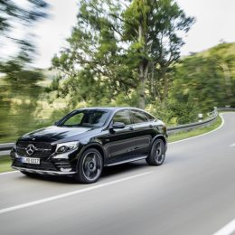 The New Mercedes-AMG GLC 43 4Matic Coupé
