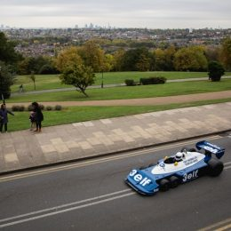 1977-tyrrell-p34-in-the-parade
