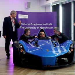 Bespoke British BAC Supercar Gets Royal Seal Of Approval