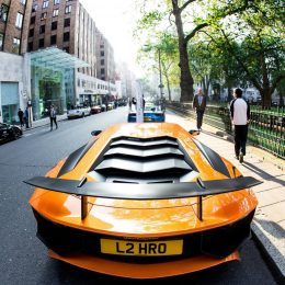 H.R. Owen London Berkeley Square Supercar Sunday