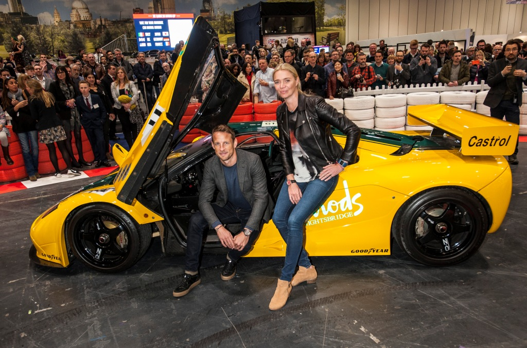 The Best Gets Even Bigger As The London Classic Car Show 2017 ...