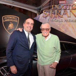 Lamborghini Stars In Marvel Studios' Doctor Strange