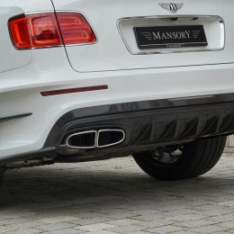 MANSORY Has Refined The Bentley Bentayga To Create The Ultimate Luxury SUV