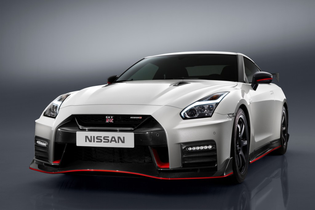 Nissan Reveals Prices For GT-R NISMO 2016