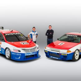 Nissan Celebrates 25 Years Since First Bathurst 1000 Victory