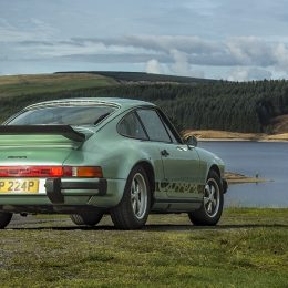 1975 Porsche 911 Carrera 2.7 MFI