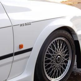 Globe-Trotting Ford Sierra Cosworth Seeks New Home