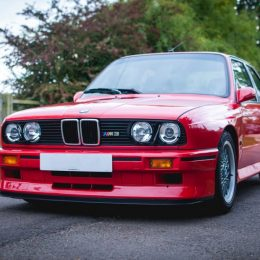 1990 BMW E30 M3 Sport Evolution (Evo III)